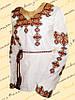 Жіноча вишиванка КБ 01б