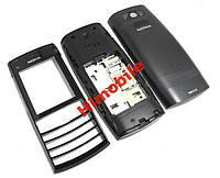 Корпус для Nokia X2-02 черный High Copy