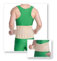 Корсет лечебно-профилактический с 6 ребрами жесткости (24см)