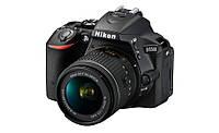 Фотокамера Nikon D5500 + AF-P 18–55 VR