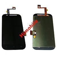 Дисплей с тачскрином HTC T326E Desire SV черный