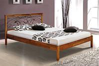 Кровать деревянная  Карина 160х200, фото 1