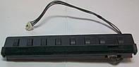 Кнопки панели управления ЖК-телевизора LG 26LC2R