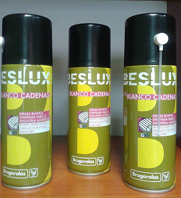Пищевой спрей универсальный BESLUX BLANCO CADENAS (аэрозоль 520 мл)