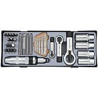 Набор инструментов 33 предмета Force