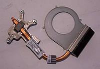 Радиатор 606609-001 HP dv6-3000 dv7-4000 КРІ15138