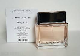 Тестер без крышечки духи женские  Givenchy Dahlia Noir (Живанши Далия Ноир)