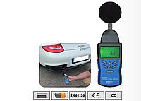 Измеритель шума 30-130 dBa\dBc