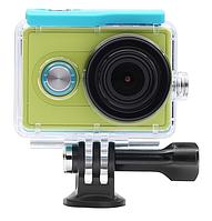 Водонепроницаемый чехол Waterproof box Xiaomi Yi Sport Green