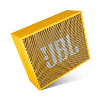 Акустические колонки JBL Go Yellow (JBLGOYEL)