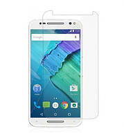 Защитное стекло Motorola Moto X Style Ultra Tempered Glass 0.33mm (H +) прозрачное