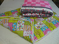 Одеяло стеганное синтепоновое полуторное 140*205