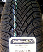 Шины 195/65 R15 91T Continental ContiWinterContact TS 860