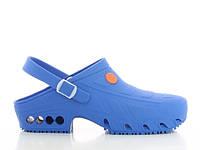 Медицинская обувь Oxypas Oxyclog (Autoclavable), голубой, р.36-42