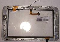 Сенсор планшета  Sanei N78 КРІ18239