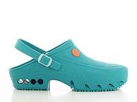 Медицинская обувь Oxypas Oxyclog (Autoclavable), зелёный, р.35-42