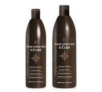 Шампунь для волос с маслом макадамии и коллагеном - R-Line maschera nutriente macadamia e collagene 1000 ml