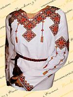 Жіноча вишиванка КБ 08