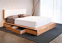 Виды деревянных кроватей