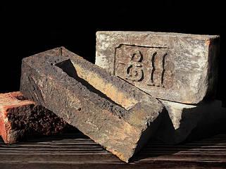 Екатеринославские кирпичи ручной формовки