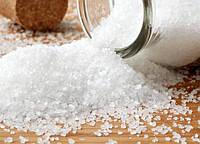 Соль пищевая морская в мешках по 25 кг (Турция)