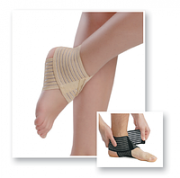 Бандаж на голеностопный сустав легкой фиксации