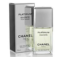 CHANEL EGOISTE PLATINUM   MEN EDT 50 ml
