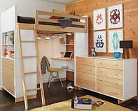 Детская мечта: кровать-чердак