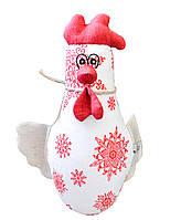 Декоративная игрушка Петушок на стол 20 см