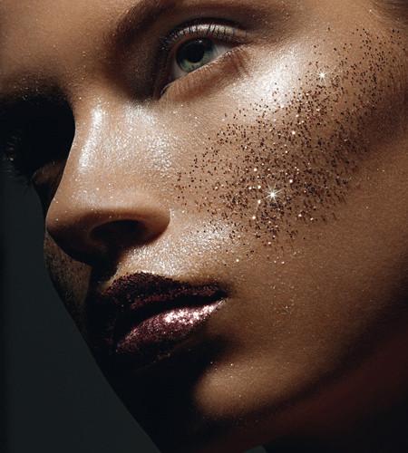 блестки для макияжа