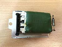 Резистор вентилятора отопителя Volkswagen T4 (+AC) TOPRAN 104 117 755, фото 1