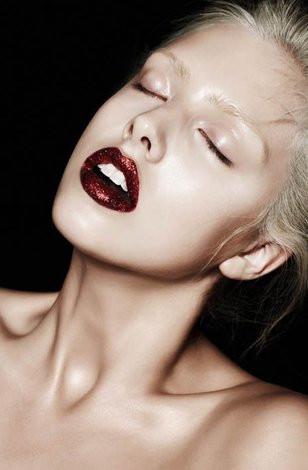 блестки для губ