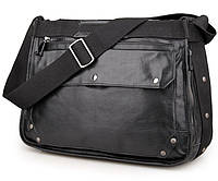 Мужская кожаная сумка  7323A, фото 1