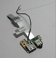 Разъемы USB+audio 080Y9H Dell E5420 KPI21399