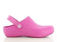 Медицинская обувь Oxypas Smooth, фуксия, р.36-42