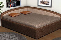 Преимущества угловой кровати