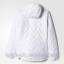 Куртка женская Adidas Performance Alploft AP8731 двухсторонняя, фото 3
