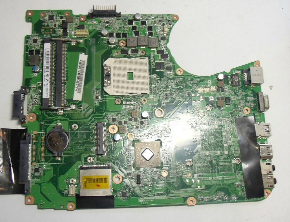 Мат. плата DA0BLFMB6E0 Toshiba L750D L755D