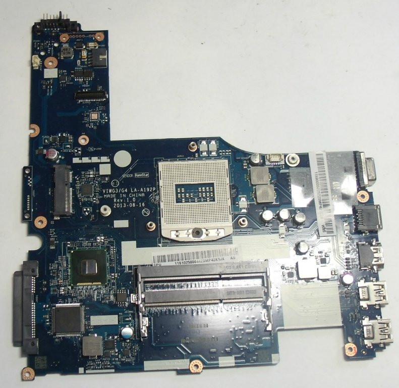Мат. плата VIWG3/G4 LA-A192P Lenovo G510s G515s
