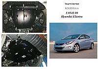 Защита двигателя  Hyundai Elantra V (MD) 2011-2014 V-всі
