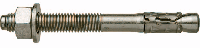 Клиноподобный анкер М 10х80 (PSR)