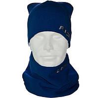 Комплекты мужские шапки и шарфы