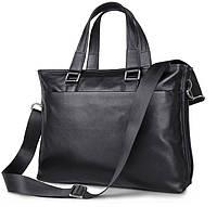 Кожаная оригинальная сумка для ноутбука