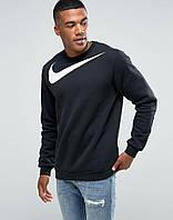 Стильный мужской свитшот Nike черный