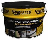 Мастика битумная AquaMast 10 кг укр
