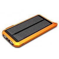 Универсальная cолнечная мобильная батарея PowerPlant PB-SS002 10000mAh/