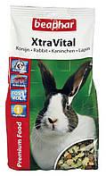 Beaphar XtraVital Rabbit Food Корм супер-премиум класса для взрослых кроликов