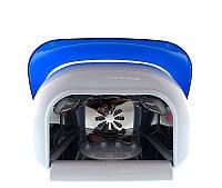Уф лампа для сушки ногтей st 705, профессиональная, ультрафиолетовая лампа, эргономичный дизайн, ОРИГИНАЛ
