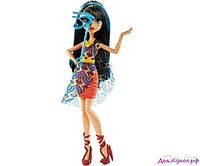 Кукла Монстер Хай Клео Де Нил Танец без страха Cleo De Nile Welcome to Monster High Dance