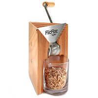 Плющилка для зерна - зернодавилка Komo FlicFloc